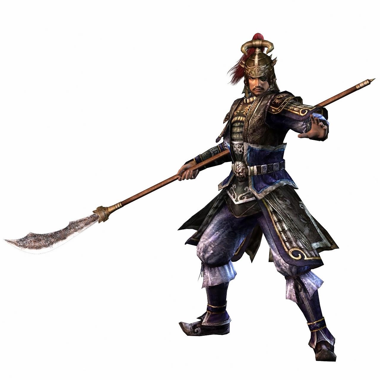 Guide Trophée Warriors Legends Of Troy: Image - Xiahoudun-rotkonline.jpg