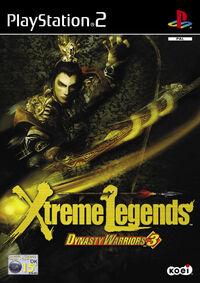 Dynasty Warriors 3 XL Case