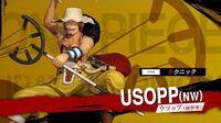 「ONE PIECE 海賊無双4」キャラクター紹介映像~ウソップ(新世界)~ PS4 Nintendo Switch XboxOne