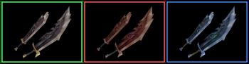 DW Strikeforce - Twin Daos 2