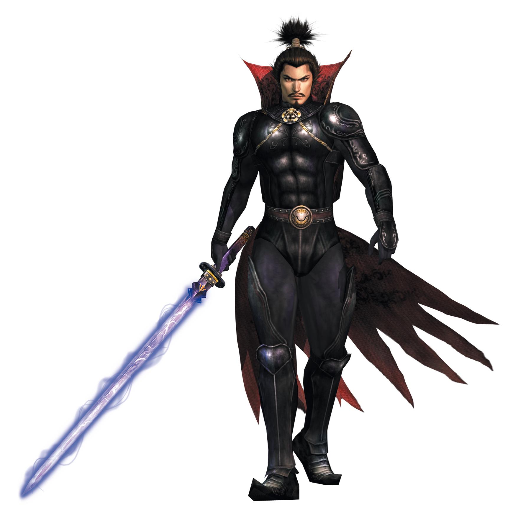 Warriors Orochi 4 Characters List: Image - Nobunaga Oda.jpg