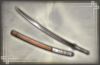 Curved Sword - 1st Weapon (DW7)