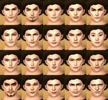 Male Faces (TKD)