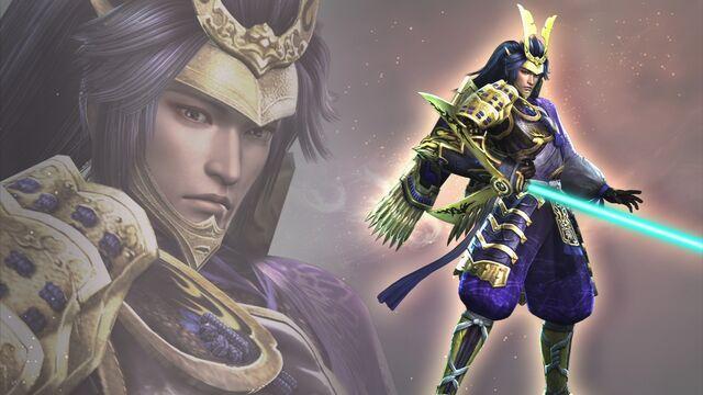 File:Yoshitsune Minamoto Wallpaper (WO3 DLC).jpg