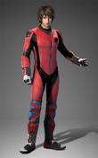 Lu Xun Racer Costume (DW9 DLC)