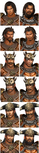 Nanman Officer Portraits (DW8)