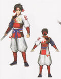Young Yukimura Concept (SW4)