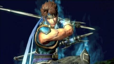 Yue Jin/Movesets