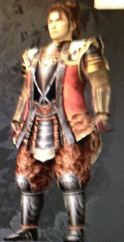 File:Adjutant's Armor (Kessen III).png
