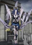 Kyubi Alternate Outfit (WO3U)