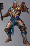DW5 Dian Wei Alternate Outfit