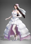 Diaochan Uniform Costume (DW9 DLC)