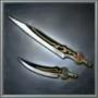 Default Weapon - Dual Enchanted Swords (SW4)