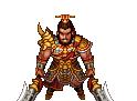 Dian Wei Battle Sprite 3 (ROTKLCC)
