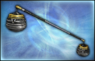 Double-Ended Mace - 3rd Weapon (DW8)