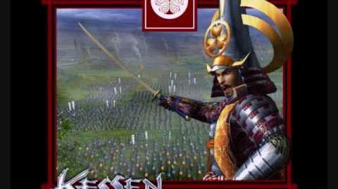 Kessen ost 11 Ieyasu Tokugawa