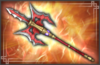 Short Halberd - 3rd Weapon (DW7)