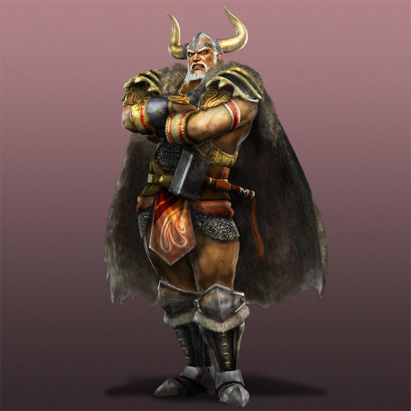Warriors Orochi 4 Athena: Image - HuangGai-DW7-DLC-Wu Fairytale Costume.jpg