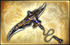 Chain & Sickle - 5th Weapon (DW8)