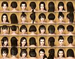 Female Hairstyles (TKD)