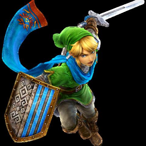 File:Link Sword - HW.png