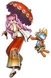 Perona Okuni Costume (OP2 DLC)