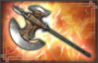 Axe - 3rd Weapon (DW7)