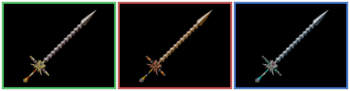 DW Strikeforce - Long Sword 4