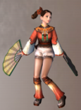 Xiao Qiao Alternate Outfit (DW4)