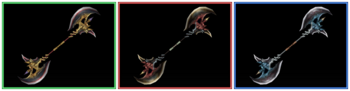 DW Strikeforce - Cross Halberd 4