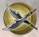 1st Rare Weapon - Kunoichi