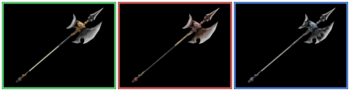 DW Strikeforce - Polearm 2