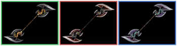 DW Strikeforce - Cross Halberd 6
