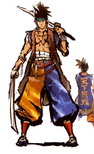 Musashi Miyamoto Concept Art (SW2)