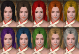 Hair Color (TKDM)