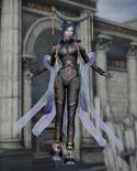 Da Ji Legendary Costume (WO4 DLC)
