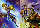 Dynasty Warriors 4 Artwork - Zhang He