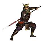 Katsuie Shibata Render (SP - NATS)