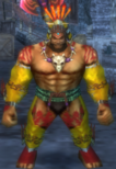 Meng Huo Alternate Outfit 2 (DWSF)