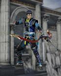 Zhu Ran Legendary Costume (WO4 DLC)