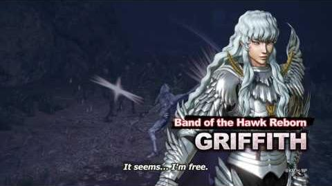 Berserk And the Band of the Hawk - Griffith (Gameplay)