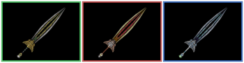 DW Strikeforce - Great Sword 7