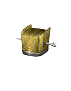 Male Head 33B (DWO)