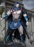 Zeus Legendary Costume (WO4 DLC)