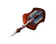 Buckler Blade 1 - Fire (DWO)