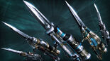 Jin Weapon Wallpaper 9 (DW8 DLC)