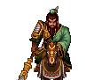 Guan Yu Battle Sprite (ROTKLCC)