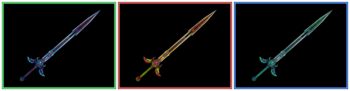 DW Strikeforce - Sword 26