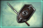 Sword & Shield - 2nd Weapon (DW8)