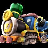 Toon Link - Spirit Train (HWL)